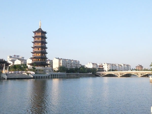 贝博官方网站文峰塔