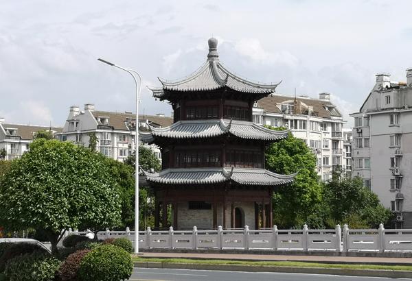 文昌阁广场